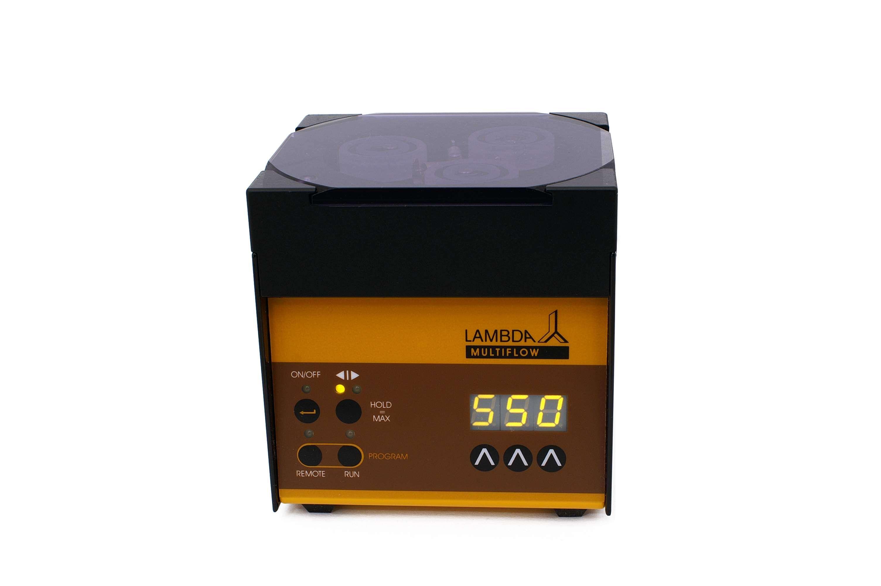 Buy MULTIFLOW peristaltic pump