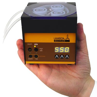 Buy LAMBDA laboratory peristaltic pump online