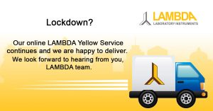 LAMBDA Yellow Service is available during lockdown